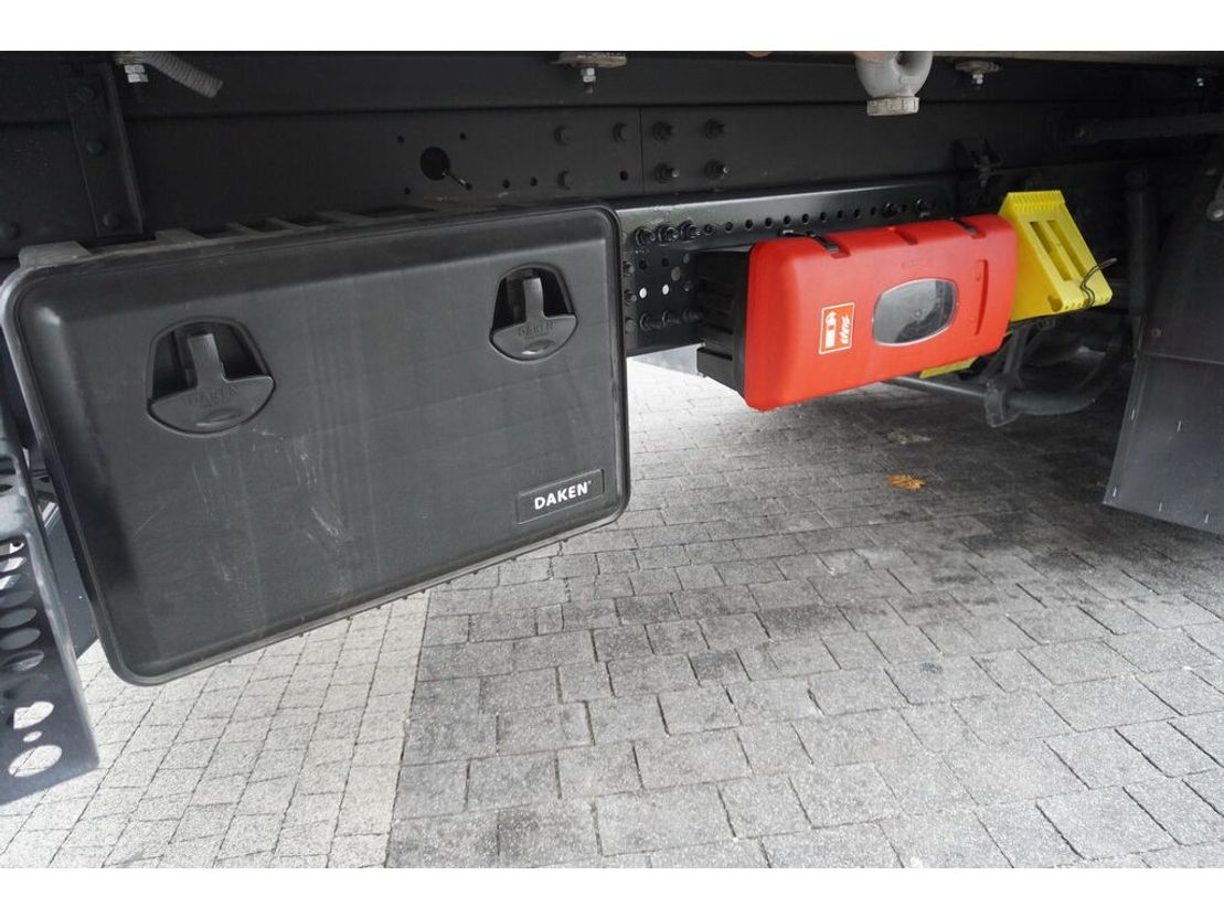 koelwagen vrachtwagen Mercedes-Benz Actros 2542 , E6 , 6x2 , 19 EPAL , Retarder , lift axle , Stream 2016