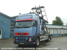 containersysteem vrachtwagen Volvo FH520 6X2R FAL9.0 RAL21 RADT-AR 2008