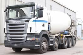 overige vrachtwagens Scania R480 E5 10x4 Liebherr 12cbm 2008