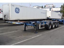 container chassis oplegger LAG S/00086 2007