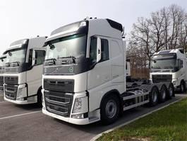 chassis cabine vrachtwagen Volvo FH 540 Globe 8x4/4 tridem 2020