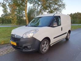 gesloten bestelwagen Opel COMBO VAN 2015