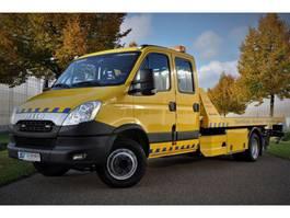 takelwagen-bergingswagen-vrachtwagen Iveco 70C17 2013