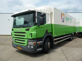 bakwagen vrachtwagen Scania P310 P 310 B 4X2 2008