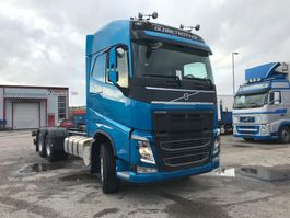chassis cabine vrachtwagen Volvo FH 480 , 6x2, Hub-reduction, Manual 2018