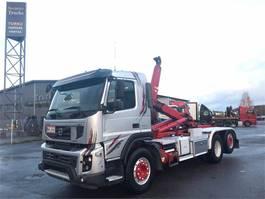 containersysteem vrachtwagen Volvo FMX13 6X2 510 hv 2011