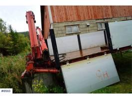 Overig vrachtwagen onderdeel Crane flake for hook truck 2000