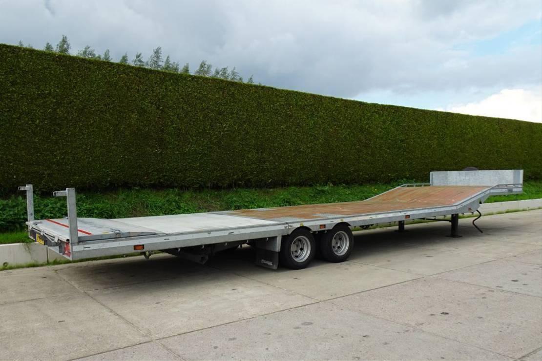 semi dieplader oplegger Veldhuizen 8,0-tons Semi-dieplader oplegger 2018