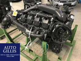Motor vrachtwagen onderdeel Mercedes-Benz OM 442 LA EDC / OM442LA EDC Motor