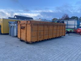 overige containers Haakarm container Vuil container / Groen afval of bouw en sloop