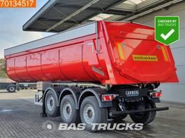 kipper oplegger Carnehl CHKS/HH 27m3 NL-Kipper Geisoleerd Multikappen 2020