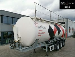 tankoplegger Feldbinder KIPPSILO / KIP 45/5940/A/2 / 45.000l 2012