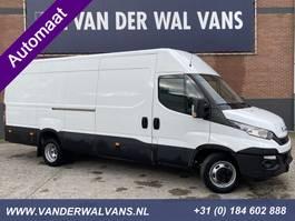 gesloten bestelwagen Iveco Daily 35C16 Euro6 160pk L3H2 *AUTOMAAT* Airco, 3500kg trekvermogen 2018