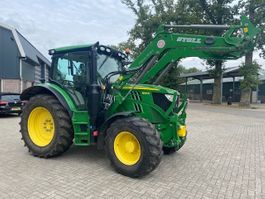 standaard tractor landbouw John Deere 6130R 2018