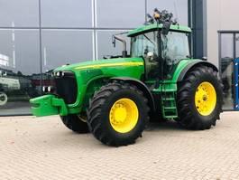 standaard tractor landbouw John Deere 8120 powershift 2003