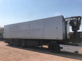 overige vrachtwagen aanhangers Wuellen Glassattel-Auflieger mit Atlas 140.V2 2003
