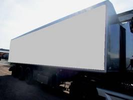 overige vrachtwagen aanhangers Wuellen Glassattel-Auflieger mit Atlas 140.V2 2004