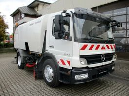 veegmachine Mercedes-Benz 1524 Atego 4x2 Bucher Cityfant 60 2009