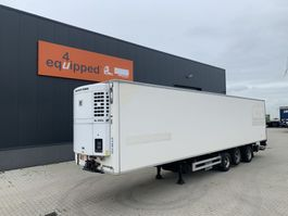 koel-vries oplegger Chereau THERMOKING SL200e D/E, BPW+drumbrakes, liftaxle, NL-trailer, 4x available 2007