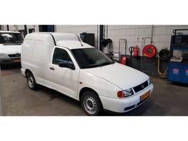 gesloten bestelwagen Volkswagen CADDY SDI 47 KW. 2001