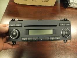 Instrumentenpaneel auto onderdeel Mercedes-Benz 4x radio/cd.