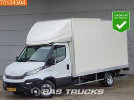 bakwagen bedrijfswagen < 7.5 t Iveco Daily 35C16 Automaat Laadklep Dubbellucht Airco Cruise A/C Cruise control 2017