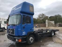 wissellaadbaksysteem vrachtwagen MAN 12.232 **6CYLINDER-GERMAN TRUCK-20