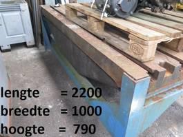 divers onderdeel lastafel //montagetafel 2200-100-790