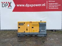 generator Atlas Copco QAS60 - Perkins - 60 kVA Generator - DPX-12253 2011