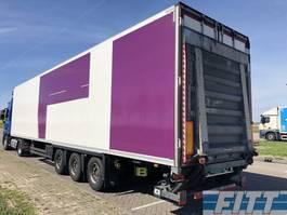 koel-vries oplegger Schmitz Cargobull 3 ass ISO (geen koelmotor) oplegger met 2T klep, 95/105 cm trekker 2015