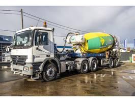 betonmixer oplegger Liebherr BETON MIXER - 12M³ 2000