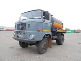 kolkenzuiger vrachtwagen IFA W 50 LA F 4X4 1990