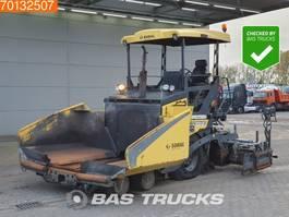 asfalteermachine wielen Bomag BF300P 2014