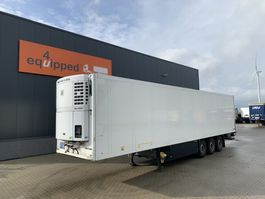 koel-vries oplegger Schmitz Cargobull SKO24, THERMOKING SL200e D/E, DISC, palletbox, NL-trailer, APK: 06/2021 2008