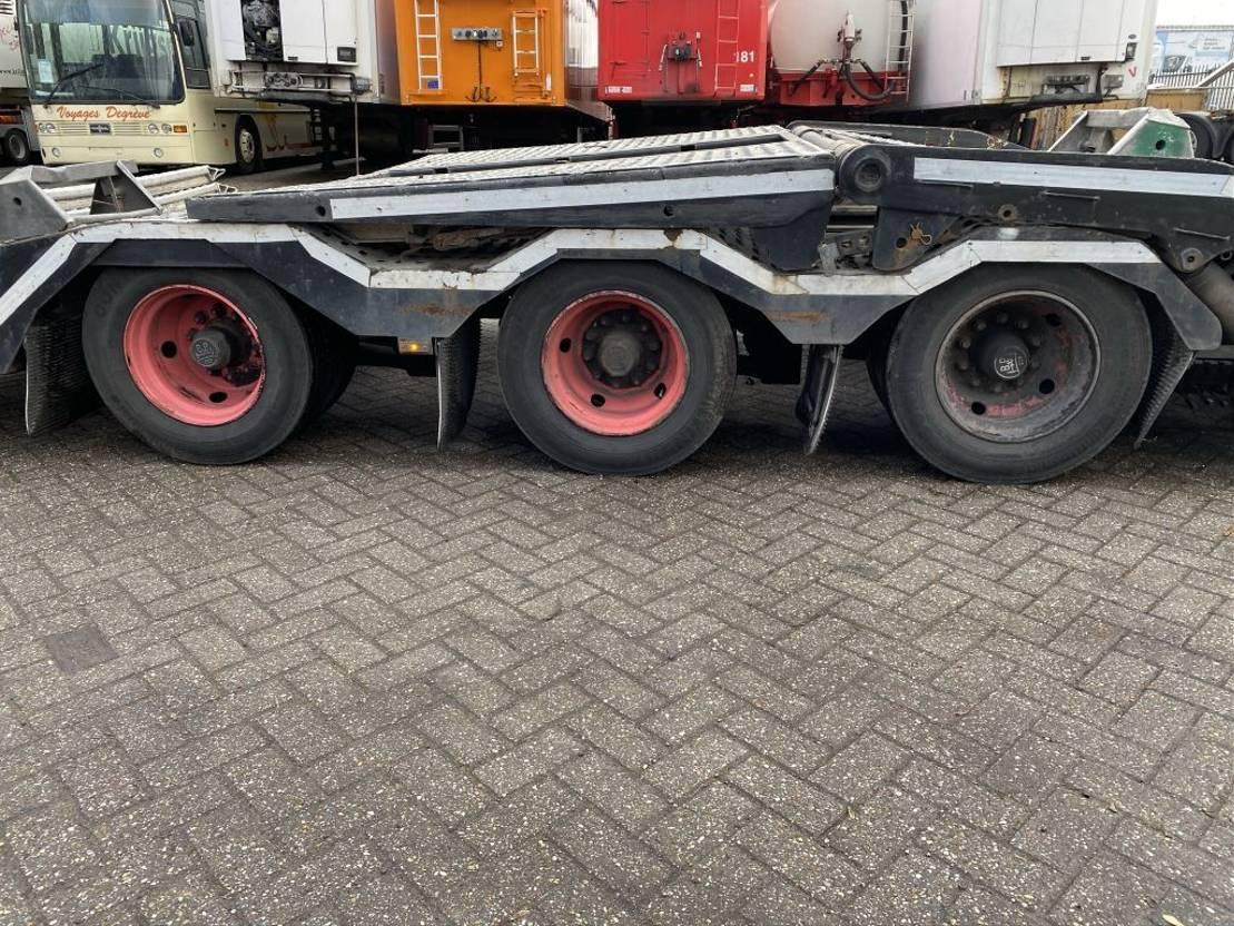 autotransporter vrachtwagen MAN TGS 18 4X2 EURO 5 + ROLFO 3 AS AANHANGER 2011