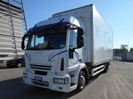 bakwagen vrachtwagen > 7.5 t Iveco EUROCARGO 120E25 2007