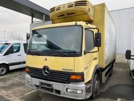 koelwagen vrachtwagen Mercedes-Benz ATEGO 1215 2002