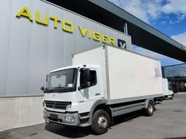 bakwagen vrachtwagen > 7.5 t Mercedes-Benz Atego 1618L 2007