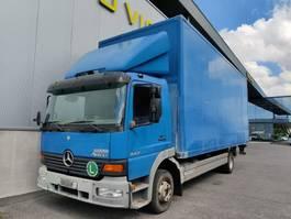 bakwagen vrachtwagen > 7.5 t Mercedes-Benz Atego 823 823L 2003
