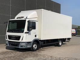 bakwagen vrachtwagen > 7.5 t MAN TGL 8.180 Euro 6 2014