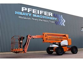 knikarmhoogwerker wiel Niftylift HR17D 4WD Diesel, 4x4 Drive, 17.2m Working Height, 2008