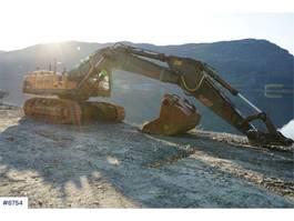 rupsgraafmachine Volvo EC460CL Excavator with good bucket. 2008