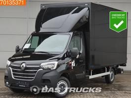 bakwagen bedrijfswagen < 7.5 t Renault Master 145PK CCAB FWD RED Edition Bakwagen Laadklep Navigatie Zijdeur m3 A/C Cr... 2020
