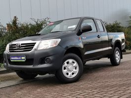 pick-up bedrijfswagen Toyota HI-LUX 2.5 d-4d vx extra cab., 2014