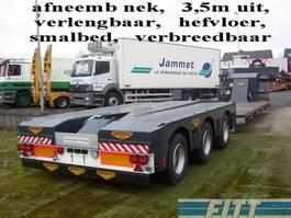 dieplader oplegger Broshuis 3ABD-48 ONGEBRUIKTE EURO DIEPLADER 2007