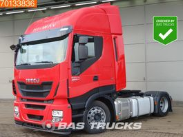 mega-volume trekker Iveco Stralis 440 Hi-Way AS440S46 4X2 Mega ACC 2x BIG Tanks Euro 6 2015