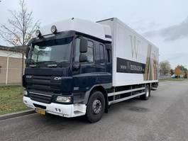 bakwagen vrachtwagen > 7.5 t DAF CF 75 310 euro 5 automaat 2006 bj 2006
