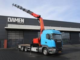 kraanwagen Scania R450 450LB6X2*4HNB Euro 6 2014