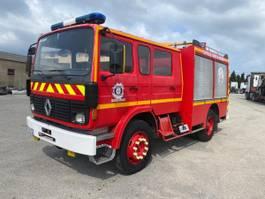 brandweerwagen vrachtwagen Renault S 170 1990