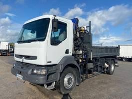 kipper vrachtwagen > 7.5 t Renault Kerax 2005